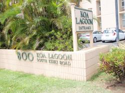 Another Koa Lagoon unit redone !