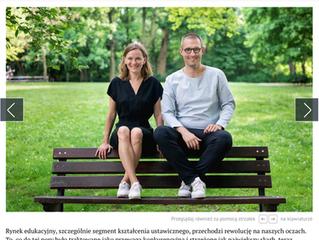"""""""Głos Wielkopolski"""" pisze o innowacji Balanser"""