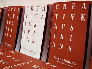 """Spotkanie wokół książki """"Creative Austrians"""": wizjonerzy a społeczeństwo przyszłości, 11 czerwca, Wa"""