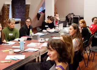 """Warsztaty """"Kadry kultury. Funkcjonowanie organizacji i zarządzanie konfliktem"""", 8 listopad"""