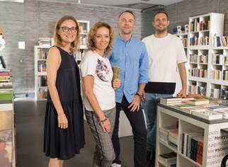 """Wywiad """"Biznes z Kulturą"""", lipiec 2019"""