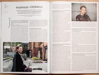 """Wywiad """"Biznes z kulturą"""", październik 2019"""