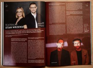 """Kultura 360° - nowy cykl w """"Poznańskim prestiżu"""", marzec 2020"""