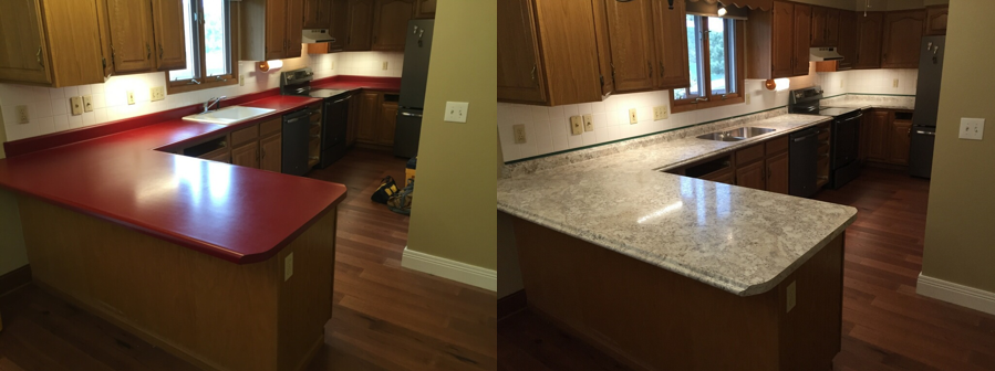 Updated Kitchen!