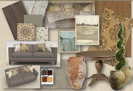 Interior Designer showcases Design Portfolio