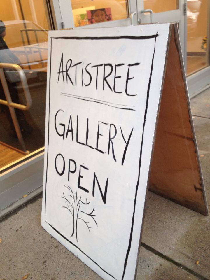 gallery open