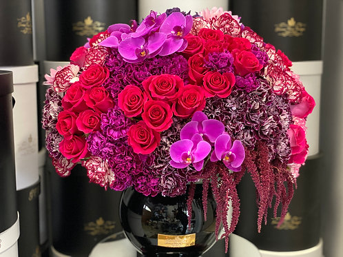 Extra large all Round Colorful Bouquet