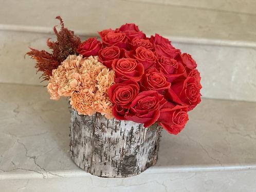Happy Rustic Bouquet in Medium Size
