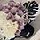 Thumbnail: Extra Large Flower Arrangement With Touchup Purple Color