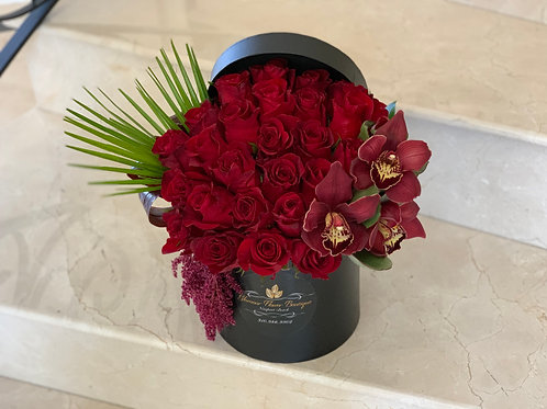 Medium Size Flower Arrangement