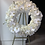 Thumbnail: Memorial Stand Flowers all White