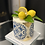 """Thumbnail: Tuscany Cake in 5"""" and Large Size Flowers"""