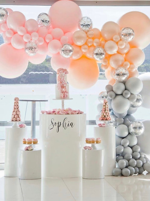 Birthday Set Decorations