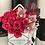 Thumbnail: Envelope Arrangement in Color Hot Pink