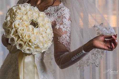 Preserved Bride Hand Bouquet