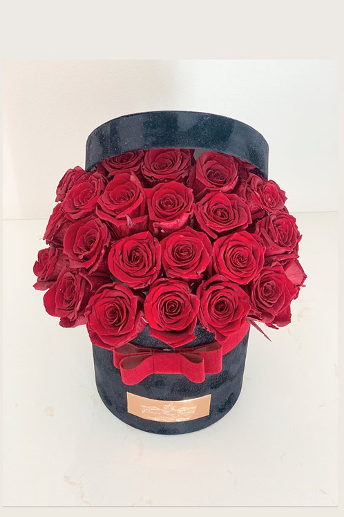 Small Preserved Roses Box