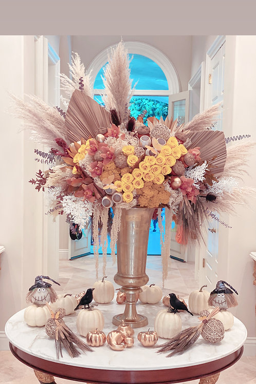 XX Large Arrangement in Preserved Flowers