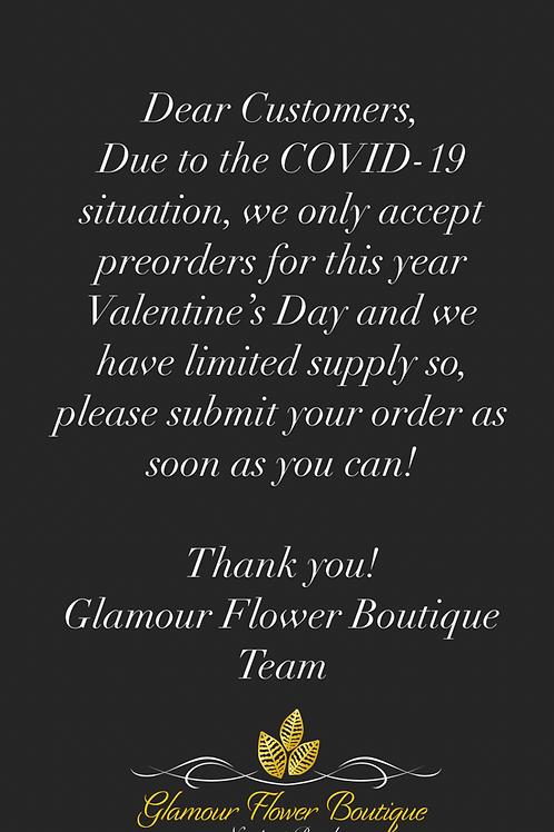 Valentine's Day Orders
