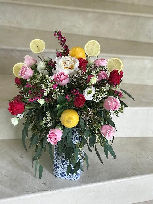 Tuscany Style Flowers
