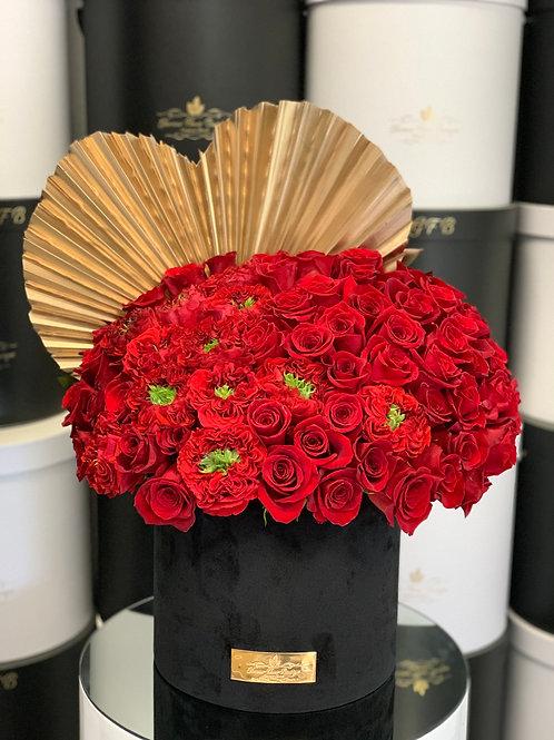 Large Valentin Style Arrangement