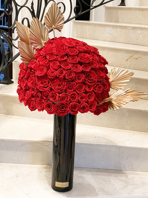 """Extra Large Preserved Roses """"250 Roses"""""""