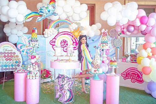 Customized Birthday Decorations