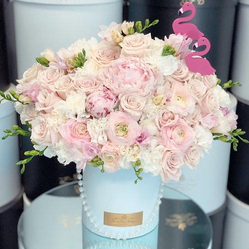Medium Size Arrangment in Mixed Flowers