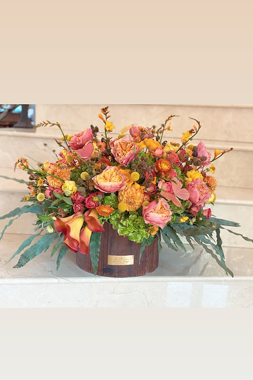 Large Size Rustic Flowers