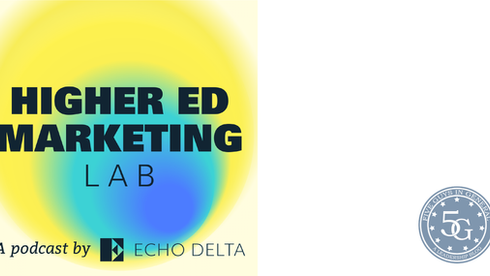 Higher Ed Marketing Podcast: Leading with Compassion and Character