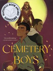 CEMETARY BOYS by Aiden Thomas