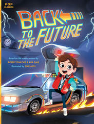 BACK TO THE FUTURE illustrated by Kim Smith