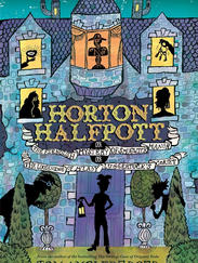 HORTON HALFPOTT written by Tom Angleberger