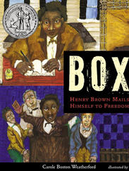 BOX illustrated by Michele Wood
