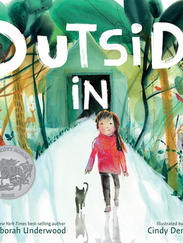 OUTSIDE IN illustrated by Cindy Derby