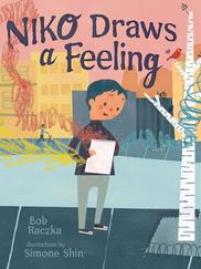 NIKO DRAWS A FEELING illustrated by Simone Shin