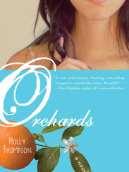 ORCHARDS written by Holly Thompson