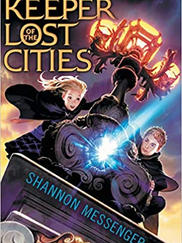 KEEPER OF THE LOST CITIES by Shannon Messenger