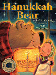 HANUKKAH BEAR Written by Eric Kimmel