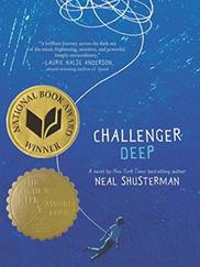CHALLENGER DEEP written by Neal Shusterman