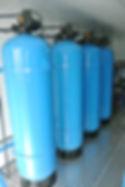 контейнерные станции очистки воды в Саратове , очистка воды для поселков