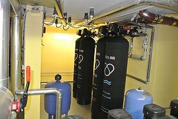 Фильтры очистки воды Саратов для коттеджей, поселков