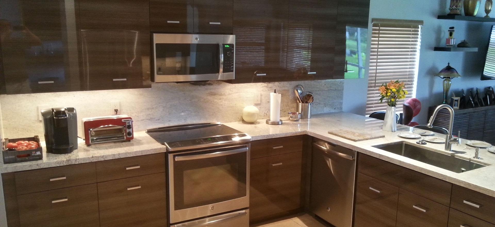 Shiny Kitchen