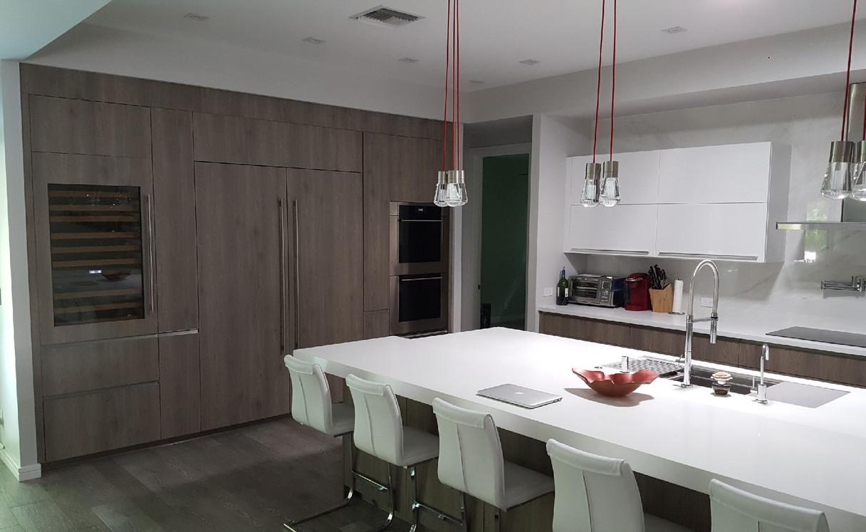 Pent House Kitchen