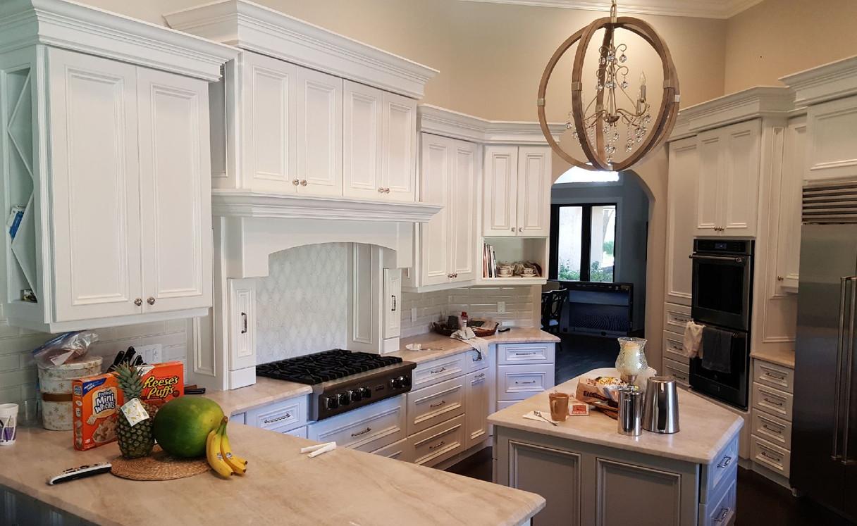 Boca Kitchen Love White