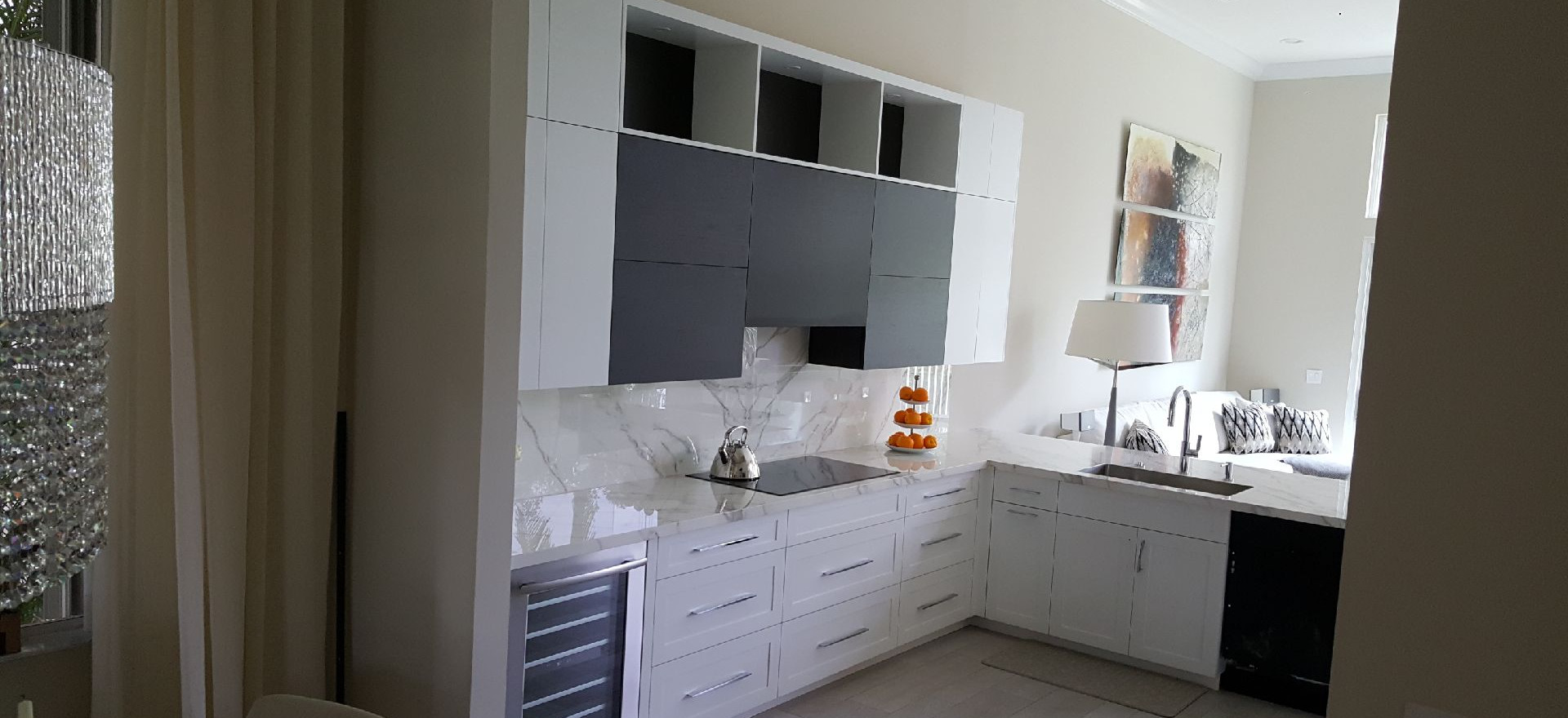 Palm Beach Puerta Custom Kitchen Design