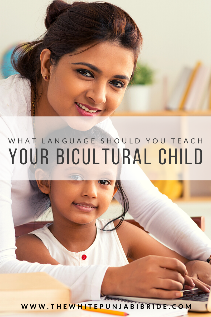 What Language Should You Teach Your Bicultural Child?