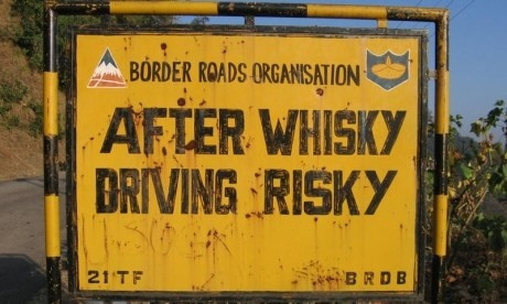 Indian Road Signs