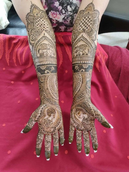 Abbey's Bridal Mehndi