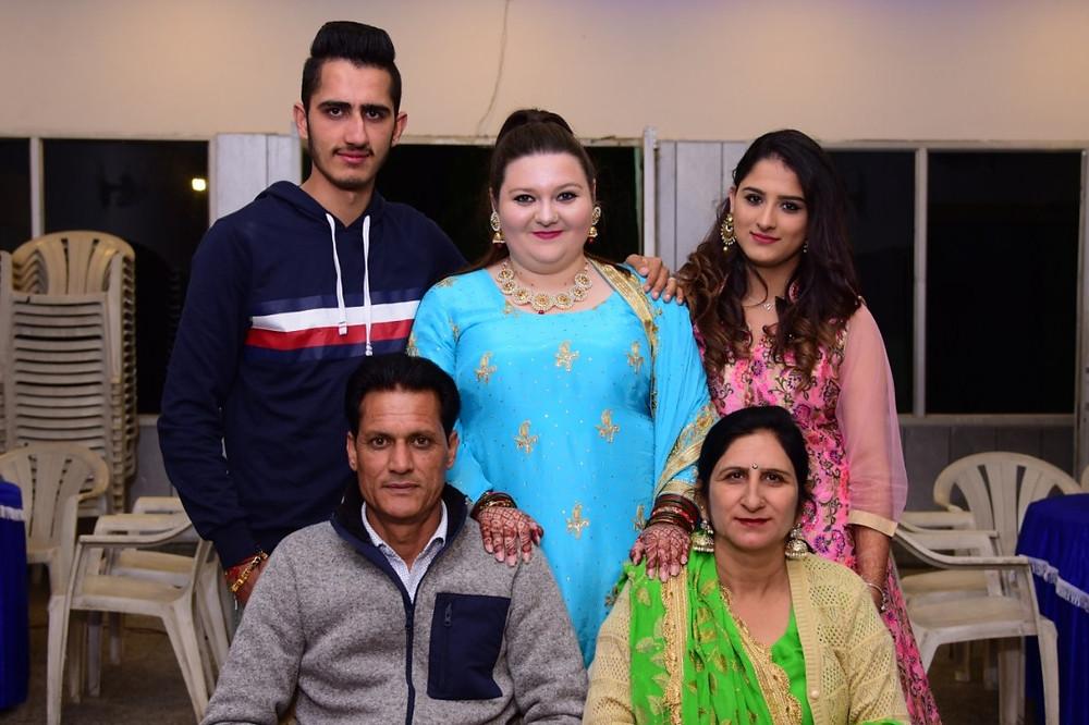 Jodie's Punjabi In Laws