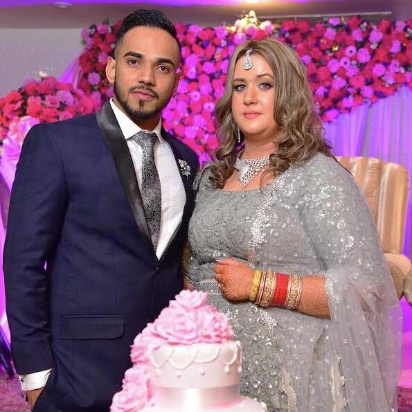 Nicole & Sandeep
